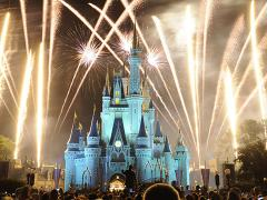 Reservas abertas para as noite de Réveillon no Walt Disney World Resort