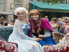 Frozen no Hollywood Studios