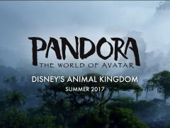 Nova atração da Disney – Pandora -The World of Avatar