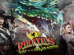 Jantar Pirata: Rise of the Sea Dragon
