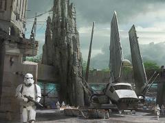 Terras temáticas do Star Wars
