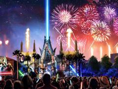 Novo Show Noturno, Star Wars Nighttime Spectacular