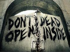 Revelada a data de abertura da atração THE WALKING DEAD.