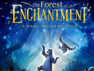 The Forest of Enchantment: A Disney Musical Adventure no Disneyland Paris