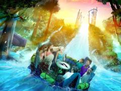 SeaWorld Orlando anunciou nova atração para verão de 2018