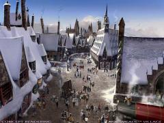 Hogwarts está chegando a Hollywood