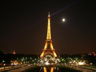 Torre Eiffel, Paris na França