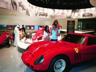 Ferrari World em Abu Dhabi