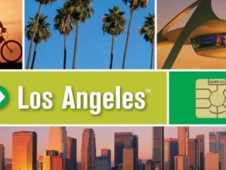 Cartão Go Los Angeles Card