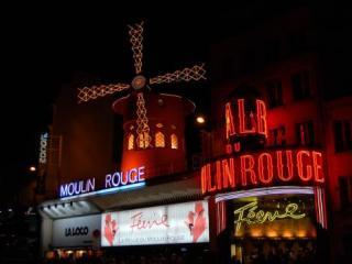 Ingresso para o Moulin Rouge