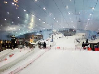Ski Dubai – Ingresso para a Pista de Esqui