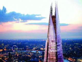 Plataforma de Observação do Shard em Londres