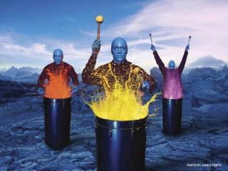 Ingresso Blue Man Group New York