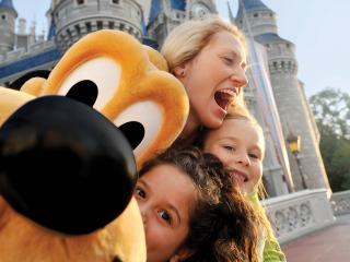 Disney & Universal Combo Ticket