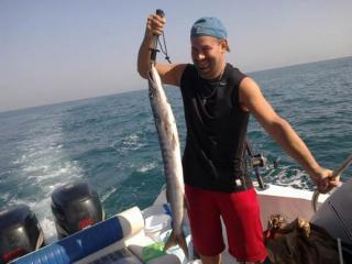 Ticket Pescaria de Alto-Mar em Dubai