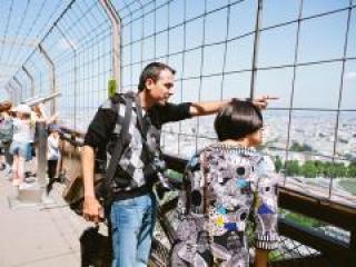 Torre Eiffel Tour em grupo limitado com Acesso Fura-Fila
