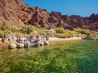 Represa Hoover & Rafting pelo Black Canyon