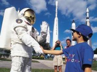 Kennedy Space Center Pass com transporte