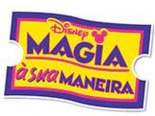 Ingresso Disney Magia à Sua Maneira