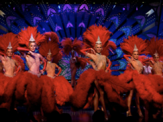 Ingresso Show Moulin Rouge com Champanhe