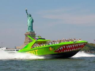 Passeio de Speedboat - The Beast