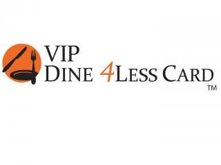 Ingressos Cartão VIP Dine 4 Less