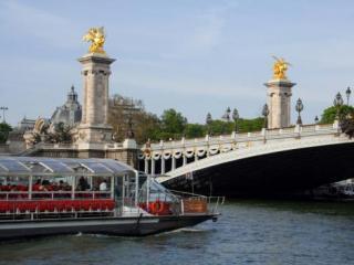 Cruzeiro por Paris