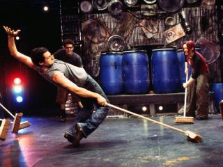 Ingresso Musical Stomp Broadway