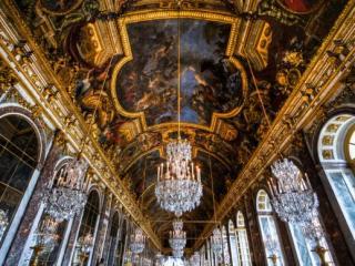 Entrada para Palacio de Versales com Transporte e Áudio-Guia