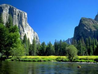 Excursão ao Yosemite Parque Nacional