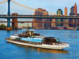 Cruzeiro-Jantar no Bateaux Nova York