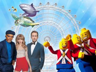 R$180 de Desconto Legoland & I-Drive