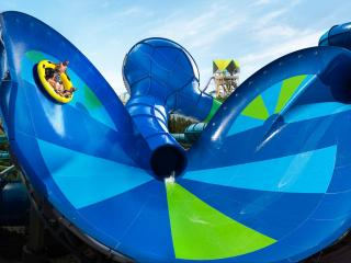 Aquatica® A whimsical one of a kind water park...