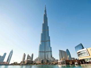 Burj Khalifa Observation Deck Tickets Don't miss the chance to go up the tallest building in the world...