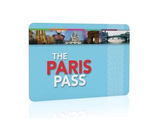 Paris Pass The ultimate Paris sightseeing ticket