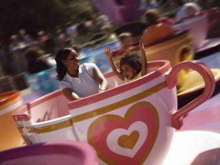 1 Dia/2 Parks Disneyland® Paris Hopper com Transporte