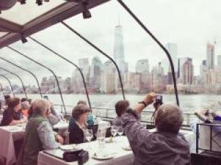 Cruzeiro Bateaux Nova York com Almoço