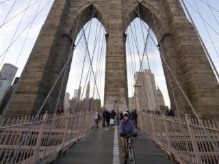 Aluguel de Bicicleta Ponte do Brooklyn