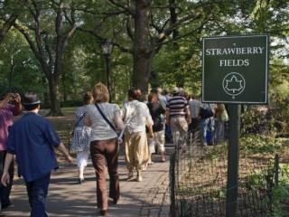Tour Guiado a pé pelo Central Park