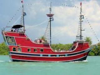 1 dia em Clearwater Beach e Cruzeiro Pirata