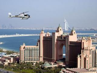 Passeio de Helicóptero de 25 Minutos sobre Dubai