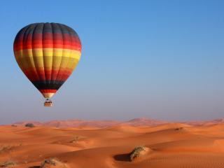 Passeio de Balão sobre Dubai
