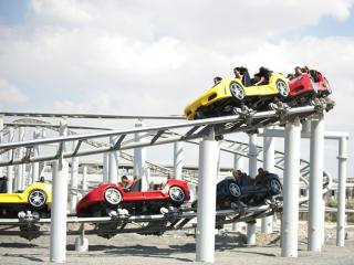 1 Dia Parque Ferrari World