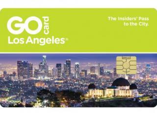 Cartão Go Los Angeles