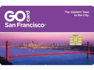 Cartão Go San Francisco