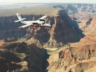 Passeio Aéreo e Terrestre Grand Canyon Deluxe
