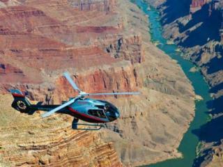 Passeio Aéreo Grand Canyon Deluxe com Helicóptero