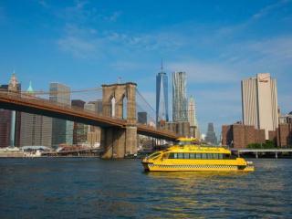 Táxi Aquático em Nova York