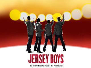 Ingresso Jersey Boys Broadway