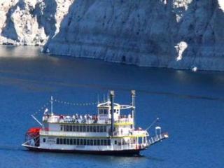 Lago Mead & Represa Hoover
